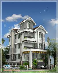 low budget double storied house kerala home design and floor plans