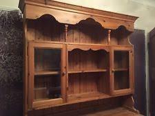 pine welsh dresser furniture ebay