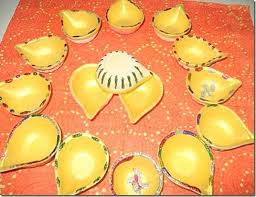 diy homemade decorative diyas hand painted diyas design ideas