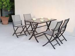 table jardin pliante pas cher salon de jardin pliant de cing et jardin