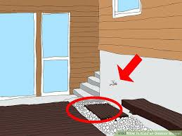 How To Plumb An Outdoor Shower - how to build an outdoor shower with pictures wikihow