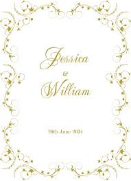 How To Design Invitation Card Top Compilation Of Wedding Invitation Borders Theruntime Com
