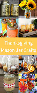 17 thanksgiving jar crafts do it make it it
