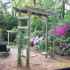 Backyard Cing Ideas For Adults Great Garden Swing Ideas To Ensure A Gregarious Time For All