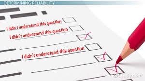 reliability in psychology definition u0026 concept video u0026 lesson