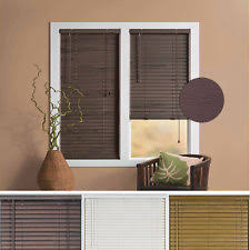 Mini Blinds 25 X 72 Vinyl Window Blinds And Shades Ebay