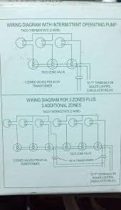 wiring a two wire zone valve coal bins chimneys co detectors