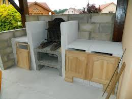 construction cuisine d été beau cuisine d été extérieure cuisine ment construire un ilot de