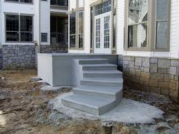 Cement Stairs Design Download Curved Concrete Steps Garden Design