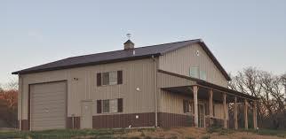 iowa home with rv storage rv home see wickbuildings com wick