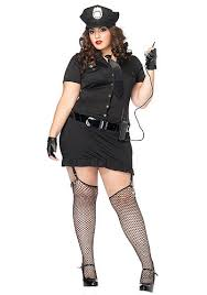 cop costume plus size cop costume