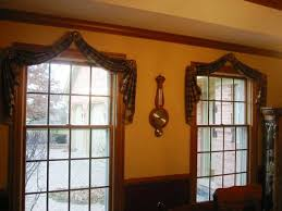 the best idea of scarf window treatments inspiration home designs
