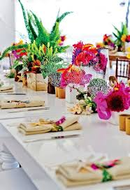 tropical themed wedding 15 unique ways to plan a tropical themed wedding themed weddings