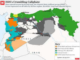 Syria And Iraq Map by End Of Isis Approaching As Caliphate Loses Money And Land U2013 Sohr