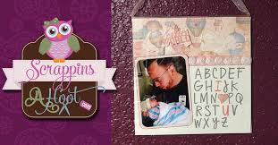 12x12 scrapbook adorable newborn baby girl 12x12 scrapbook page layout idea