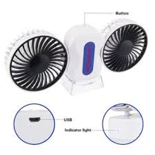 Cool Desk Fan China Summer Cool Rechargeable Table Fan Usb Mini Desk Fan On
