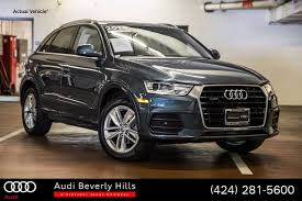 audi quattro all wheel drive certified pre owned 2016 audi q3 quattro 4dr premium plus suv in