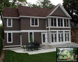 house colors exterior exterior house colors with brown roof might work for our small