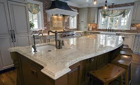 furniture minimalist kitchen with curved dark brown kitchen