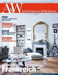 a w architektur wohnen abo architektur wohnen zeitschrift im - Architektur Und Wohnen