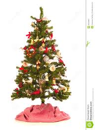 35 Christmas Tree Decoration Ideas by Small Decorated Christmas Trees 1029