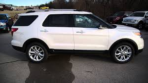 Ford Explorer Xlt 2013 - patriotford presents 2014 ford explorer xlt white platinum in