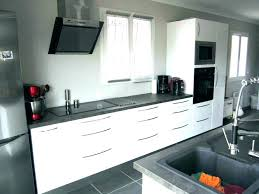 cuisine blanc laqué meuble de cuisine blanc laque cuisine blanche ikea cuisine ikea