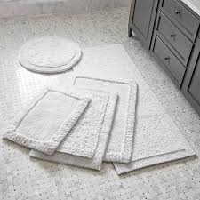 Bathroom Rug Runner Bathroom Rug Runner 24 60 Ultra Spa White Bath Rugs Home Rugs Ideas