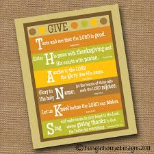 give thanks printable thanksgiving wall diy printable