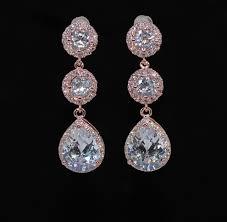 gold earrings for wedding wedding earrings bridesmaid earrings bridal jewelry gold