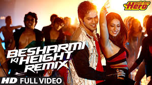 Ki by Besharmi Ki Height Remix Full Song Main Tera Hero