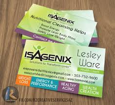 Herbalife Invitation Cards Isagenix Business Cards Style 2 Kz Creative Services Online