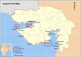 Gujarat India Map by India To Triple Lng Import Terminal Capacities By 2017
