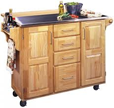 stainless steel movable kitchen island target kitchen island rustic kitchen style with portable maple