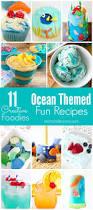 octopus ocean pudding cups