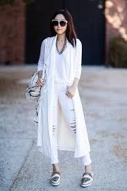 all white casual fresh start fitfabfunmom
