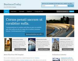 free templates for official website businesstoday website template free website templates os templates