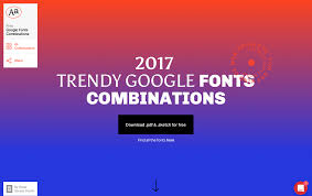 Trendy Colors 2017 Top 10 Sites For Designers February 2017 Edition How Design