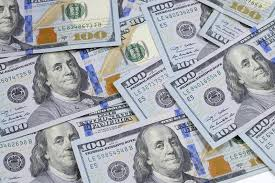 100 one hundred dollar bill us bank notes stock image image