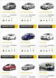 rent a price rent a car beograd aerodrom srbija najpovoljnije cene avaco