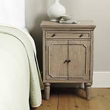 isabella large nightstand with charging station ballard designs