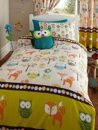 Childrens Cot Bed Duvet Sets Bedding Magnificent Fox Toddler Bedding Images Inspirations