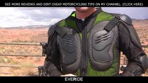 best bike jackets 35 tms armored motorcycle jacket review o o youtube