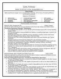 warehouse resume exles warehouse operations resume sle resume resume exles