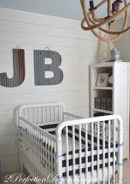 Nautical Nursery Wall Decor by 2perfection Decor Nautical Nursery Reveal