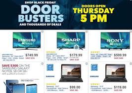 best buy vs best black friday 2017 deals