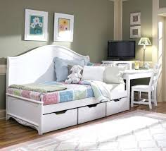 Daybed With Drawers Daybed White Daybed With Drawers Full Size Ed Storage Modern