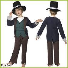 kids victorian fancy dress costumes girls boys age 4 12