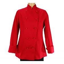 blouse de cuisine femme veste de cuisine femme manche longue lisavet