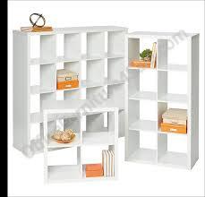 brenton studio outlet cube bookcase 8 cube 52 3 9